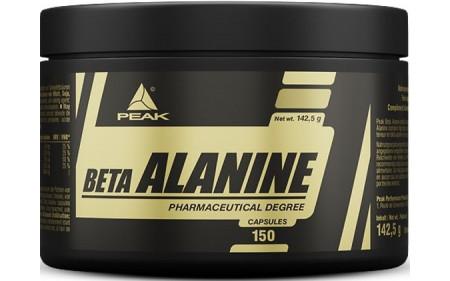 Peak Beta-Alanine - 150 Kapseln