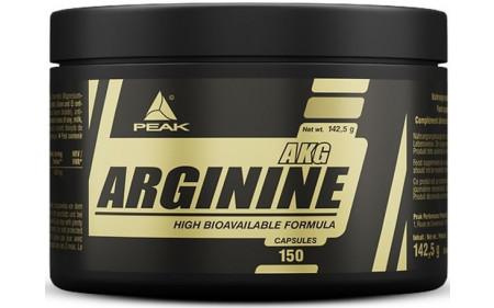 Peak AKG Arginine - 150 Kapseln