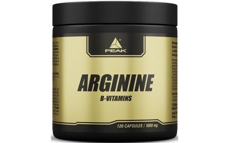 Peak Arginine - 120 Kapseln á 1000mg