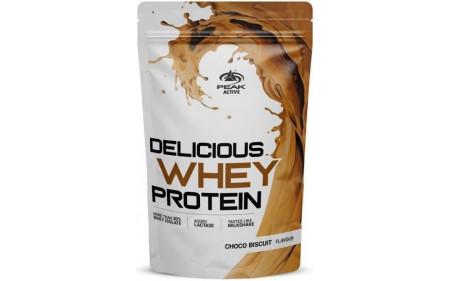Peak Delicious Whey Protein - 1000g Beutel