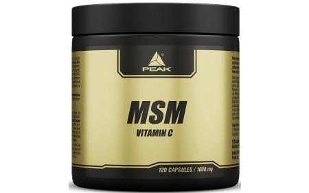 Peak MSM Methyl-Sulfonyl-Methan