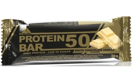 Peak Protein Bar 50 - 50 g Riegel