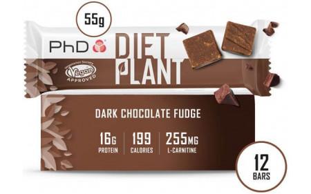 phd-diet-plant-bar-dark-chocolate-fudge-12er