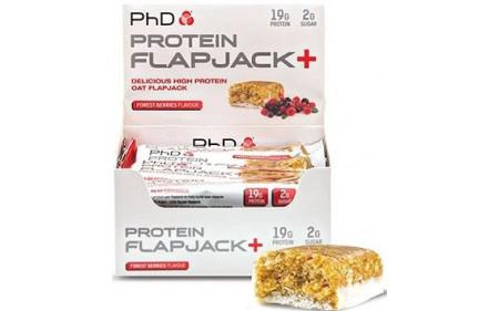 PHD Protein Flapjack - 12x 75g Riegel