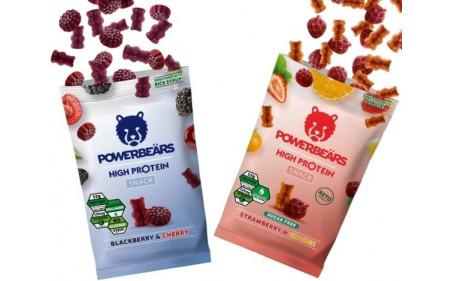 Powerbeärs High Protein Snack - 16x 50g