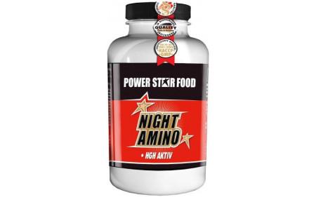 Powerstar Night Amino HgH - 180 Kapseln