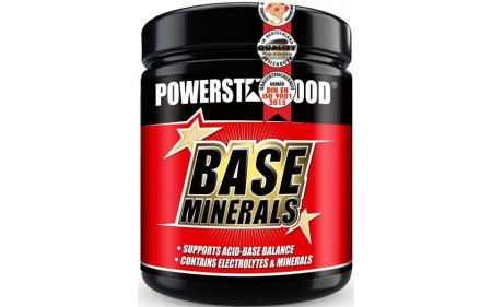 Powerstar Base Minerals - Säure-Basen-Pulver - 400g