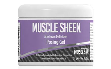 Pro Tan Muscle Sheen Posing-Gel - 58g
