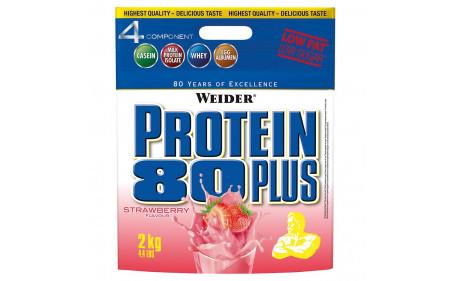 Protein80Plus_Erdbeere_2000g