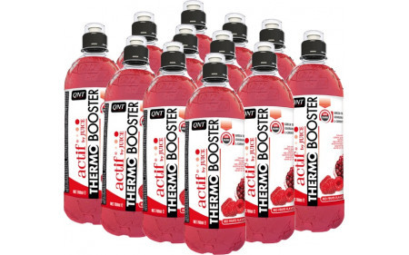 QNT Thermo Booster - 12x 700 ml Drink