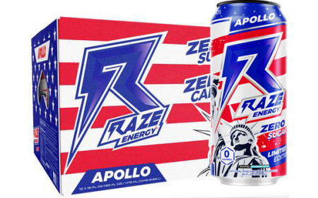 RAZE Energy Drink