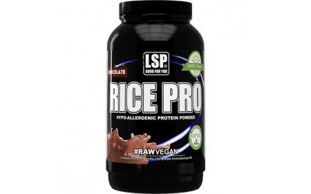 LSP Rice Pro Reisprotein - 1000 g-Chocolate