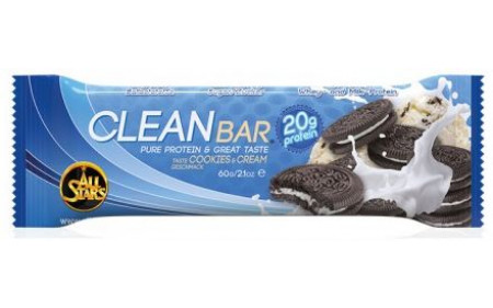 All Stars Clean Bar - 60g Riegel