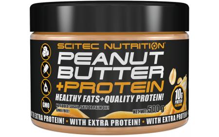 Scitec Nutrition 100% Peanut Butter - 500g