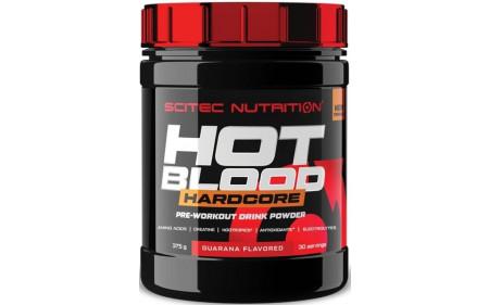 Scitec Nutrition Hot Blood Hardcore - 375g