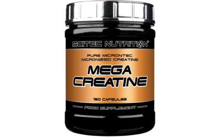 Scitec Nutrition Mega Creatin - 150 Kapseln