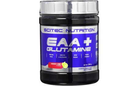 scitec_nutriton_eaa_glutamine_300g_cherry