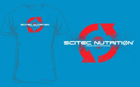 Scitec Nutrition T-Shirt Sapphire 96
