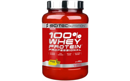 Scitec Nutrition 100% Whey Prof. - 920g