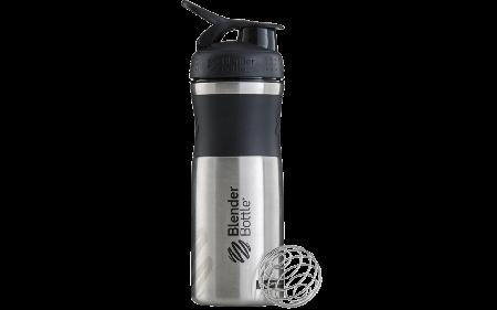 Blender Bottle SportMixer Stainless Steel Shaker - 820ml
