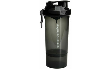 SmartShake Original2Go - 800 ml - Gunsmoke