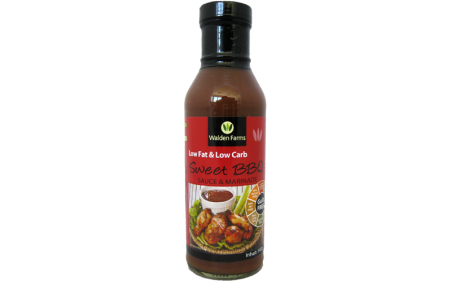 Walden Farms BBQ Sauce Honey - 340g