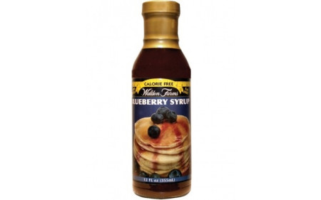 Walden Farms Blueberry Syrup - 355ml Flasche