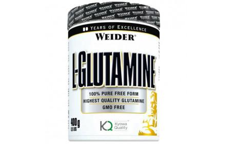 Weider L-Glutamin Pulver - 400g Dose