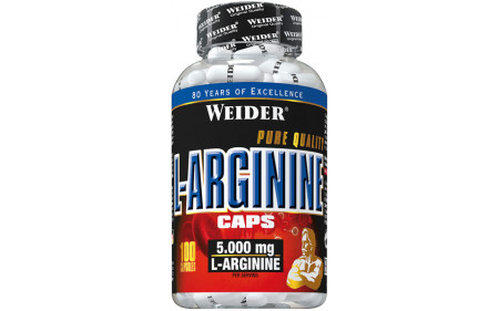 Weider L-Arginine Caps - 100 Kapseln