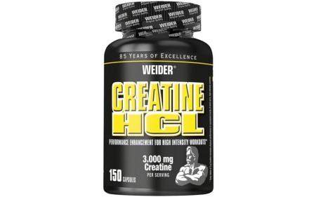 Weider Creatine HCL - 150 Kapseln