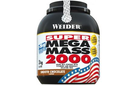 Weider Mega Mass 2000 - 3kg