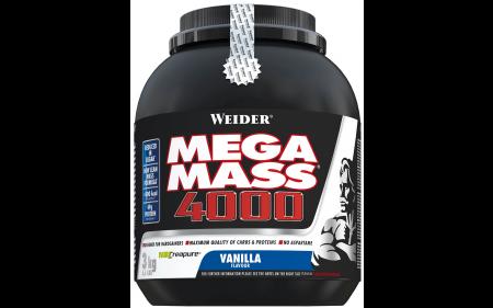Weider Mega Mass 4000 - 3kg