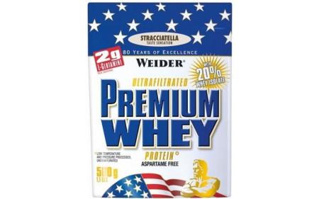 Weider Premium Whey Protein 500g Beutel