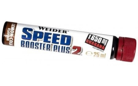 Weider Speed Booster Plus II - 1 Ampulle
