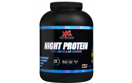 XXL Nutrition Night Protein - 2000g