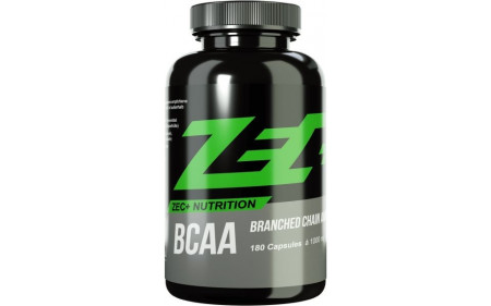 ZEC+ BCAA Caps - 180 Kapseln