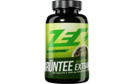 ZEC+ Grüntee Extrakt entkoffeiniert - 120 Kapseln