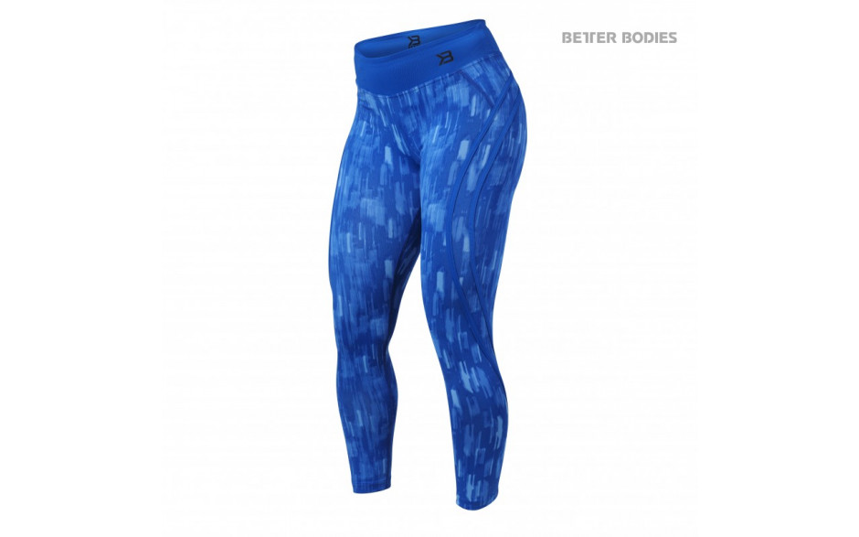 Better Bodies Manhattan High Waist Bright Blue