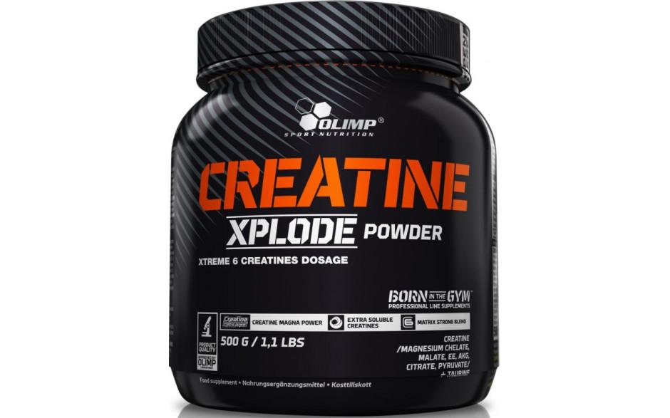 Olimp Creatine Xplode Powder - 500g