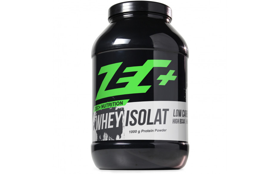 ZEC+ Whey Protein Isolate - 2500g