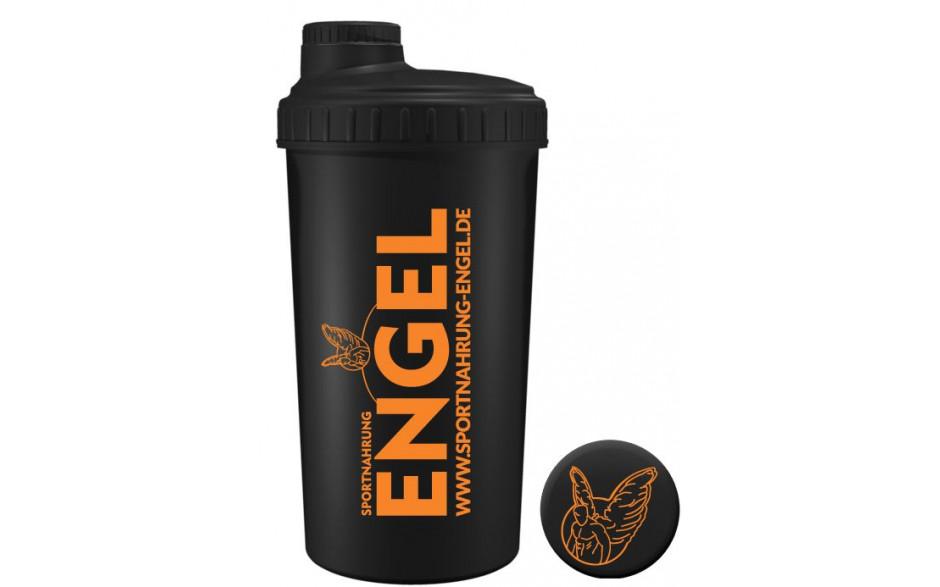 Sportnahrung-Engel Shaker 2.0 - schwarz