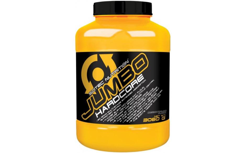 Scitec Nutrition Jumbo Hardcore - 3060g Dose