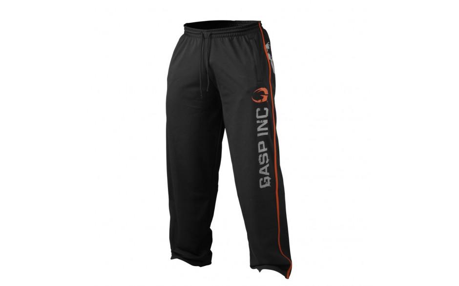 GASP - NO.89 mesh pant - black