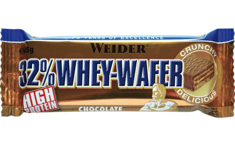 Weider 32% Whey Wafer - 35g