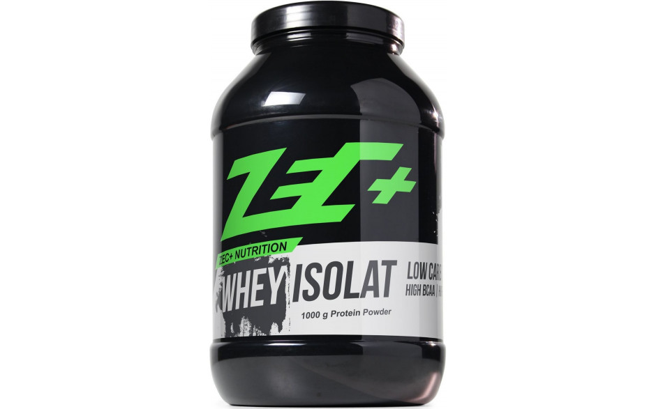 ZEC+ Whey Protein Isolate - 1000g