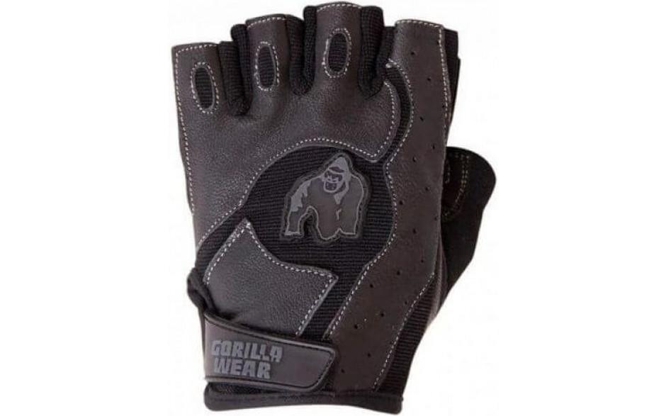 Gorilla Wear Mitchell Training Gloves - Schwarz
