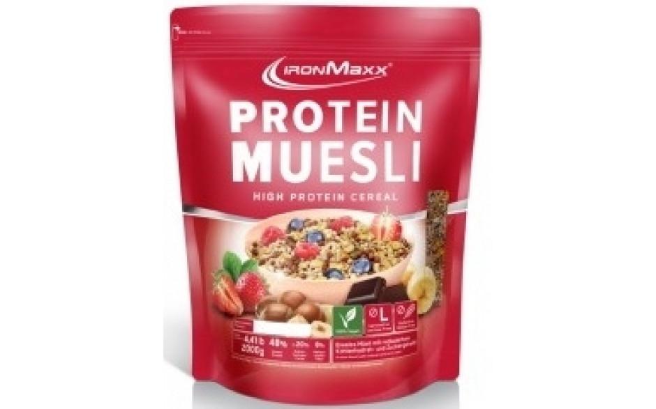 Ironmaxx Protein Müsli - 2000g Beutel