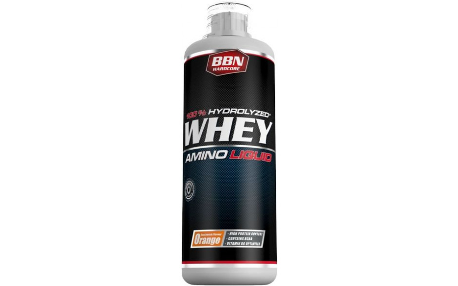 Best Body Nutrition Whey Amino Liquid - 1000ml