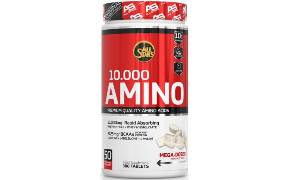 All Stars Amino 10.000 - 300 Tabletten