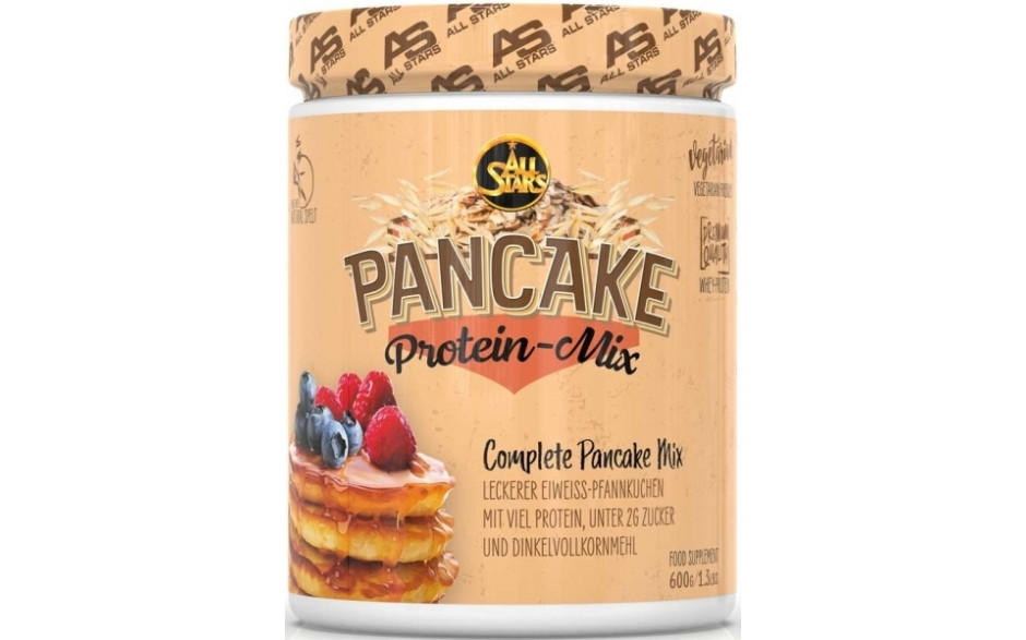 All Stars Pancake Protein Mix - 600g